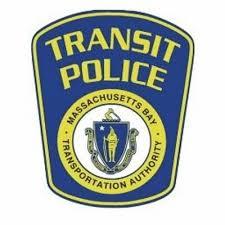MBTA Transit Police Badge