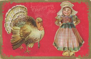 """Thanksgiving Joys"" 1910"
