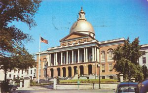 Massachusetts State House (1981)