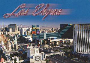 Welcome to Fabulous Las Vegas (2010 postcard)