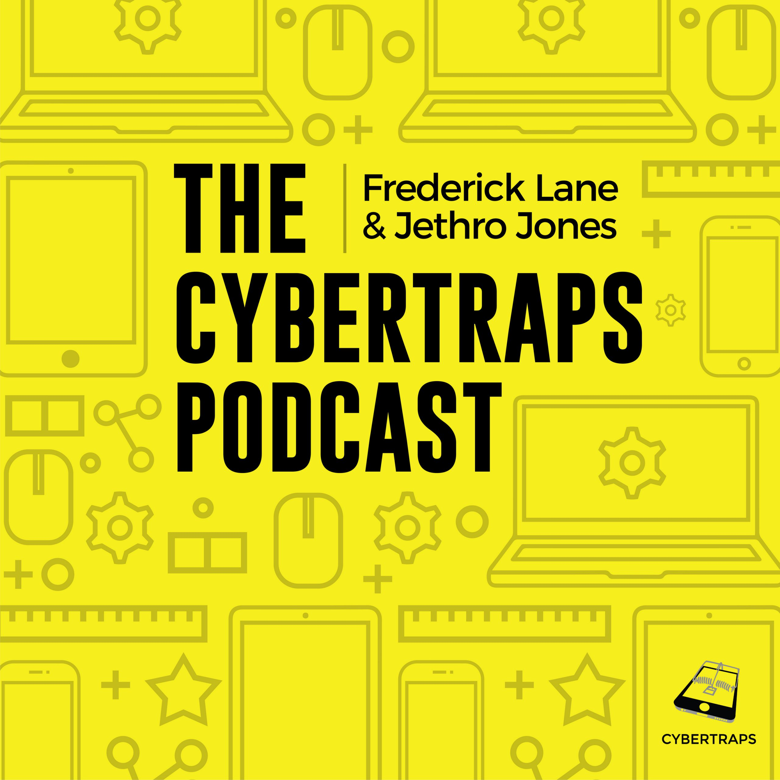 Logo_The Cybertraps Podcast